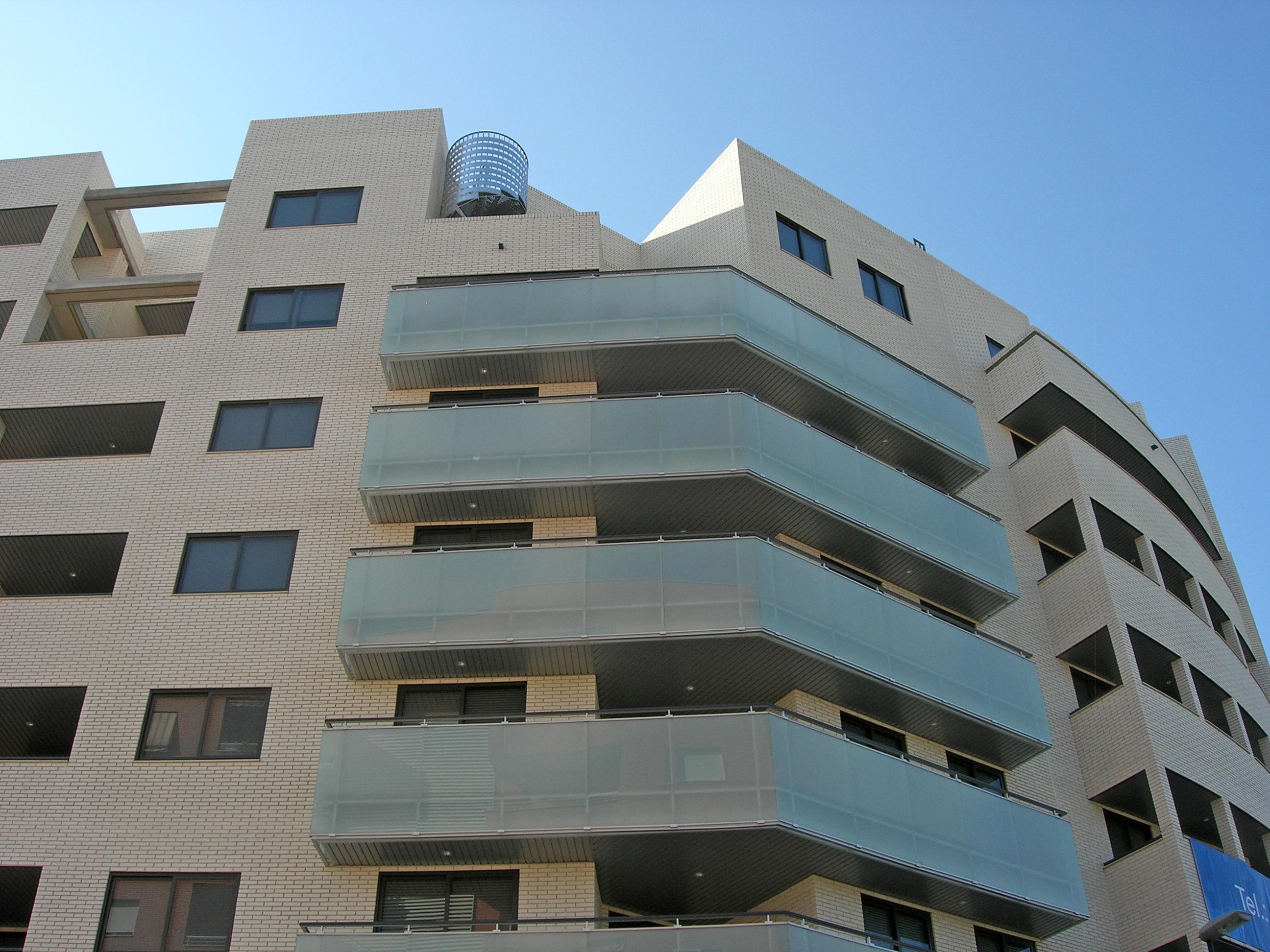 2008 dedalo 112 viviendas zaragoza estudio metro - Estudio arquitectura zaragoza ...